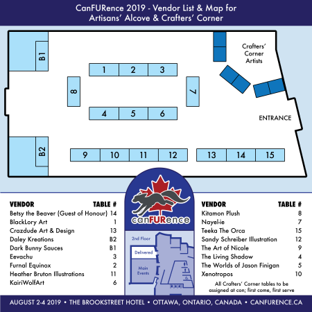 CanFurence 2019 Artisans Alcove map3 small